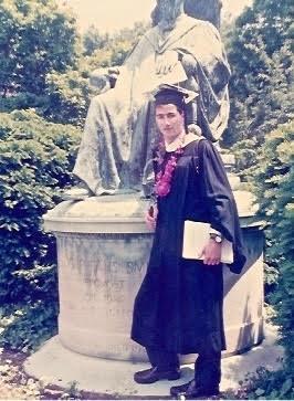 Graduation from University of Pennsylvania